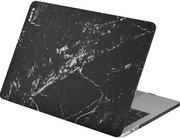 LAUT Huex Marble MacBook Pro 13 inch USB-C hardshell Zwart