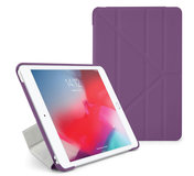 Pipetto Origami iPad mini 2019 hoesje Paars