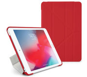 Pipetto Origami iPad mini 2019 hoesje Rood