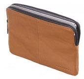 Decoded Leather Sleeve iPad mini Bruin