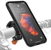 Morpheus M4S iPhone XS Max fietshouder kit Grijs