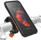 Morpheus M4S iPhone 8 / 7 fietshouder kit Oranje