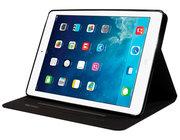 Mobiparts Classic Folio iPad 2018 hoesje Zwart