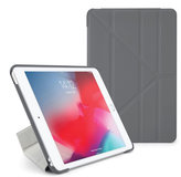 Pipetto Origami iPad mini 2019 hoesje Grijs