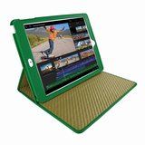 Piel Frama Cinema case iPad Air Green