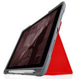 STM Dux PlusiPad 2018 hoesje Rood