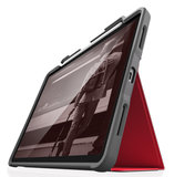 STM Dux Plus iPad Pro 11 inch hoesje Rood
