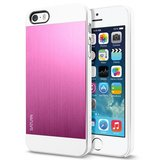 Spigen SGP Saturn case iPhone 5S/SE Metal Pink