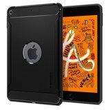 Spigen Rugged iPad mini 2019 hoesje Zwart