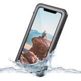 Vizu ExtremeX Waterdicht iPhone XS hoesje Zwart