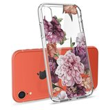 Spigen Ciel iPhone XR hoesje Rose Floral