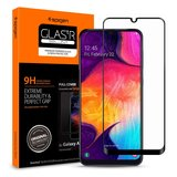 Spigen Full Cover Glass Galaxy A50 screenprotector