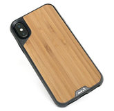 Mous Limitless 2 iPhone XS / X hoesje Bamboo