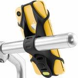 Bone Bike Tie 2 universele telefoon fietshouder Zwart