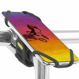 Bone Bike Tie Pro 2 universele telefoon fietshouder Zwart