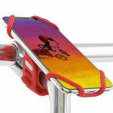 Bone Bike Tie Pro 2 universele telefoon fietshouder Rood