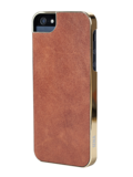 Sena Ultrathin Snap case iPhone 5/5S Caramel Gold
