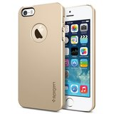 Spigen SGP Case Super Thin Air case iPhone 5S/SE Gold