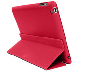 C6 Magnefix Bookcase iPad Air Red