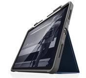 STM Dux Plus iPad Pro 12,9 inch 2018 hoesje Blauw