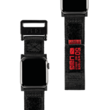 UAG Active Apple Watch 44 mm strap bandje Zwart