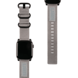 UAG Nato Apple Watch 44 mm strap bandje Grijs
