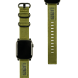 UAG Nato Apple Watch 44 mm strap bandje Groen
