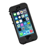 LifeProof nuud iPhone SE/5S waterdicht hoesje Black