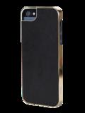 Sena Ultrathin Snap case iPhone 5/5S Black Gold