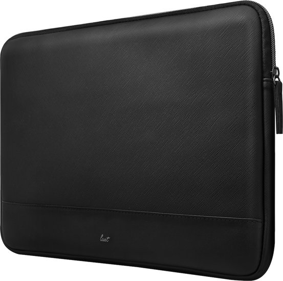 LAUT Prestige MacBook Pro 16 inch sleeve Zwart