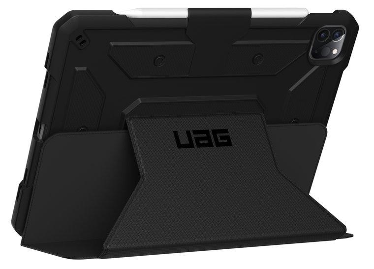 UAG MetropolisiPad Pro 12,9 inch 2020 hoesje Zwart