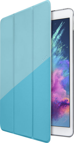 LAUT Huex iPad Air 2019 hoesje Blauw