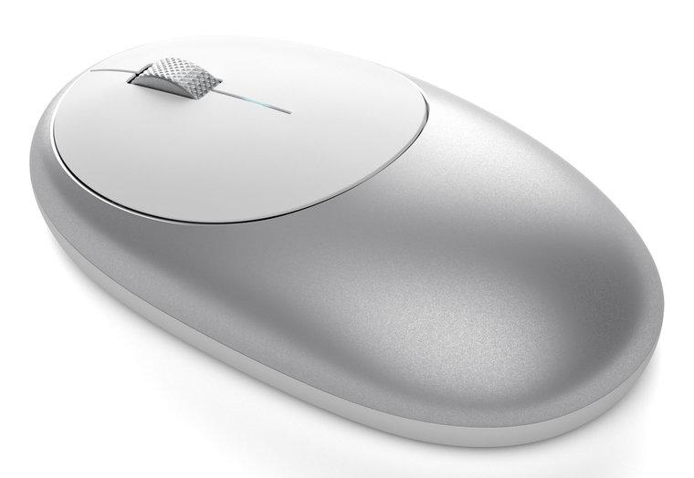Satechi M1 Bluetooth draadloze optische muis Zilver