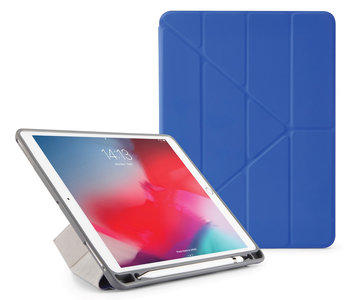 Pipetto Origami PenciliPad Air 2019 10,5 inch hoesje Blauw