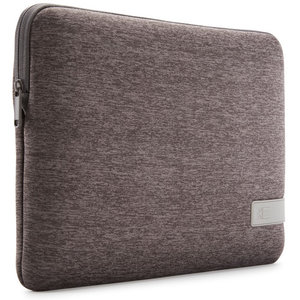 Case Logic Reflect MacBook 13 inch USB-C sleeve Grijs