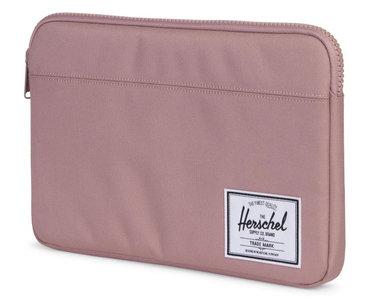 Herschel Anchor MacBook 12 inch sleeve Ash Rose