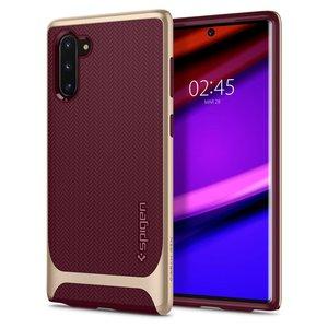 Spigen Neo Hybrid Galaxy Note 10 hoesje Burgundy