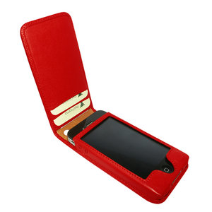 Piel Frama Magnetic iPhone 4/4S Red