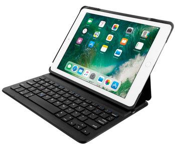 Mobiparts Keyboard Folio iPad 2018 toetsenbord hoesje Zwart