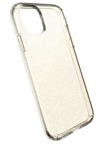 Speck Presidio Clear Glitter iPhone 11hoesje Goud