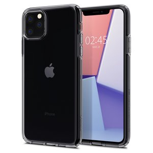 Spigen Liquid Crystal iPhone 11 Pro hoesje Space Crystal
