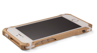 Element Sector 5 AU case iPhone 5S Gold