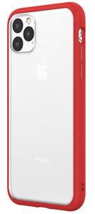 RhinoShield Mod NX iPhone 11 Pro Max hoes Rood