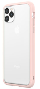RhinoShield Mod NX iPhone 11 Pro Max hoes Roze