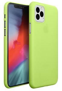 LAUT SlimSkin iPhone 11 Pro hoesje Frost Accid Geel