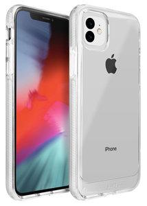 LAUT Fluro Crystal iPhone 11 hoesje Doorzichtig