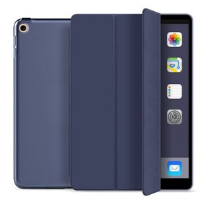 TechProtection Smart iPad 2019 10,2 inch hoesje Navy