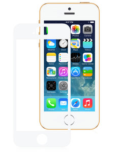 Moshi iVisor XT iPhone SE/5S screenprotector White