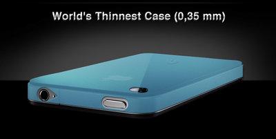Desmay Slight iPhone 4/4S Blue