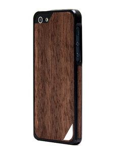 Patchworks Alloy x Wood bumper iPhone 5/5S Ebony Black